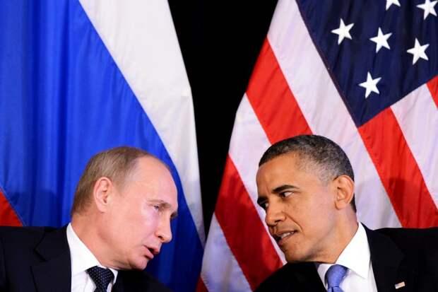 Обаме сказали, что Путин его переиграл, и вот, что он на это ответил