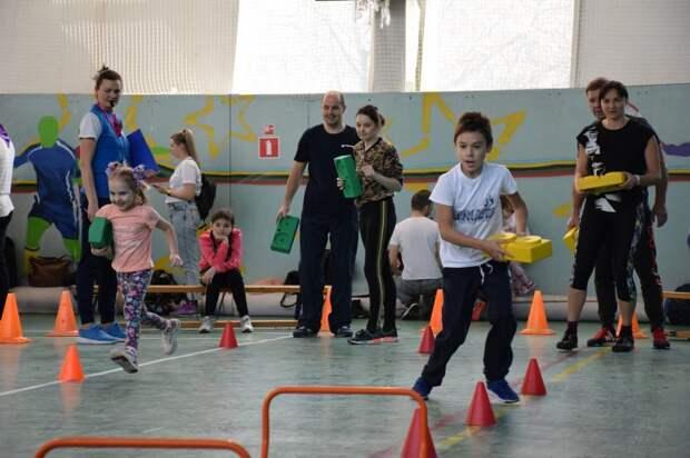 Спартакиада спортивных семей округа пройдет на стадионе по Олонецкому проезду