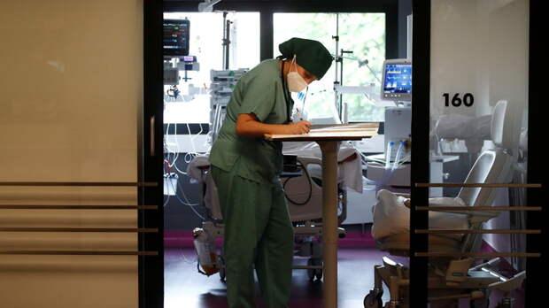 Во Франции за сутки выявили более 19 тысяч случаев коронавируса