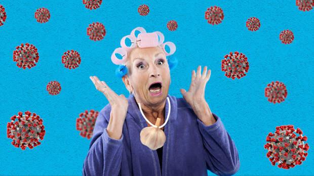 Средства от коронавируса: заколдованный чеснок, швабра и помидоры