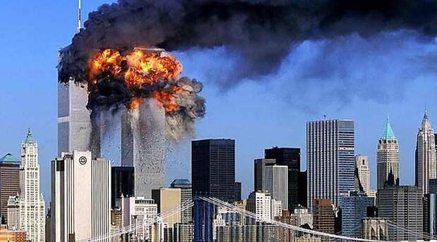 Кто разрушил башни-близнецы в Нью-Йорке