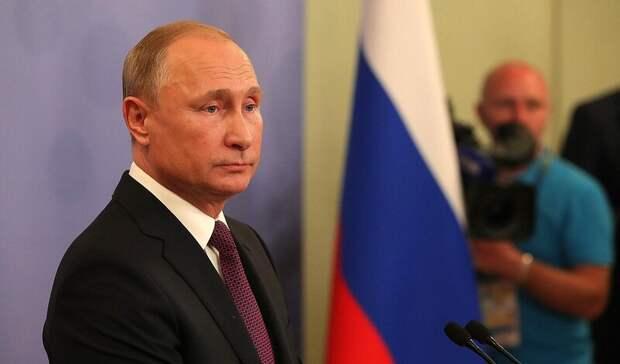 Путин призвал защитить выборы вГосдуму отвнешнего вмешательства