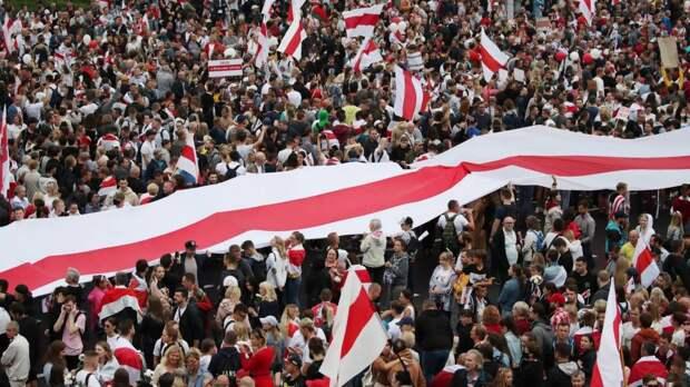 Беспорядки в Белоруссии рассматриваются как генеральная репетиция будущих беспорядков в России