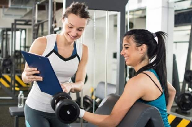 Где найти персонального инструктора для тренировок?