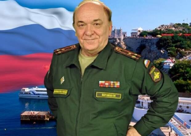 Баранец восхитился ответом украинцев на речь Зеленского о Крыме