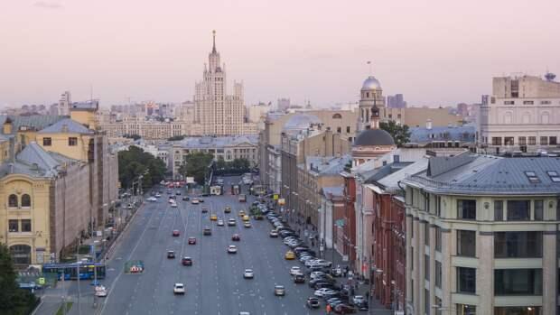 Спрос на вторичном рынке жилья Москвы за месяц вырос на четверть
