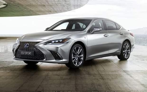 Пекинская премьера нового Lexus ES - кому японского премиума?