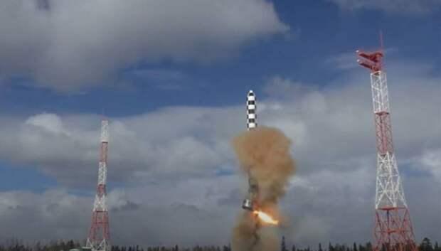 Эксперты в США озабочены заявлением Рогозина о способности МБР «Сармат» «снести одно из побережий»
