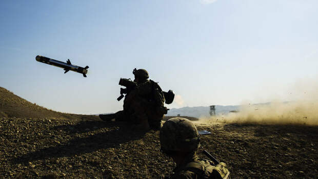 Американский ПТРК «Джавелин»: совершенный убийца танков