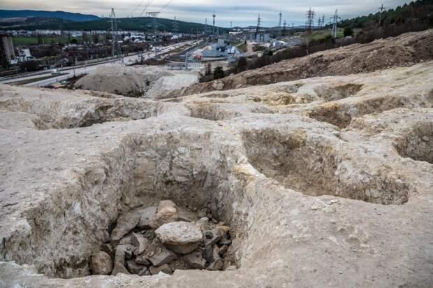 Уникальный некрополь эпохи Древнего Рима обнаружили под Севастополем