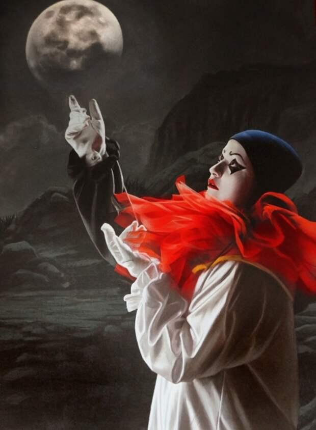 Театр одного актёра. Автор: Brita Seifert.