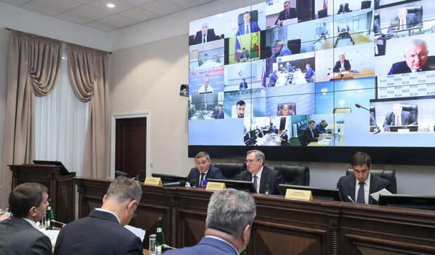 Министр энергетики обсудил в Волгограде вопросы подготовки ЮФО к зиме