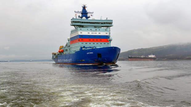 Претензии по праву: европейцы согласились с позицией России по Арктике