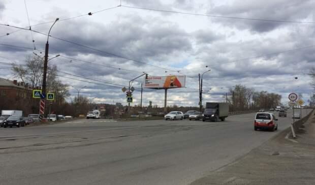 Сюжет о ходе ремонта моста на Циолковского появился на TagilCity.ru
