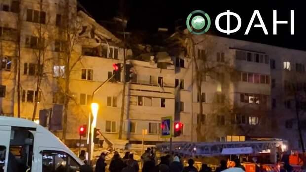 В квартире в Набережных Челнах, где произошел взрыв, проживал одинокий пенсионер