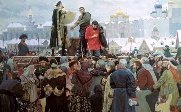 Зачем восстал Пугачёв на самом деле