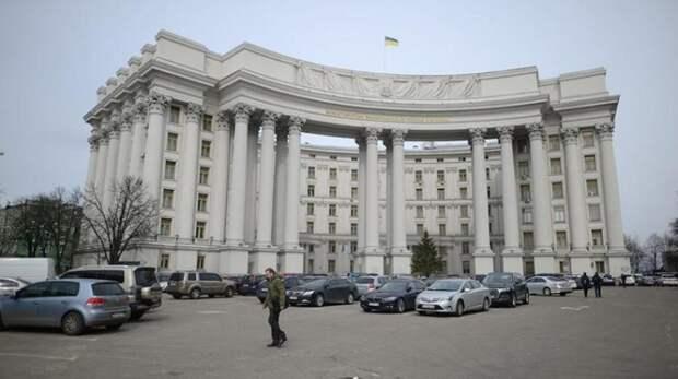 МИД Украины рассказал о планах по ведению информационной войны против России