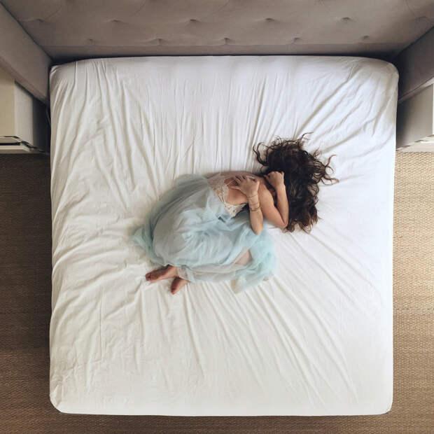 Спасение депрессующих: как американский фотограф помогла себе сама
