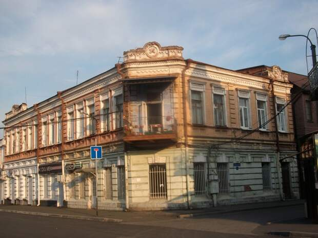 Окна Владикавказа
