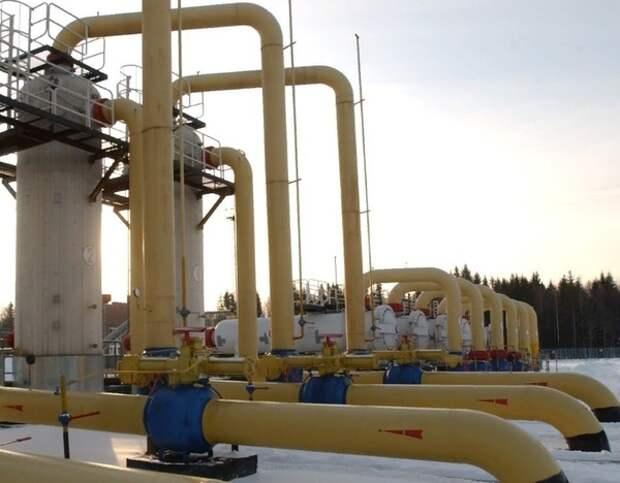 Россия и Украина продлили контракты на поставки газа