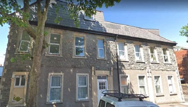 Странный дом в Бристоле, или Как живется в доме, больше похожем на картонные декорации