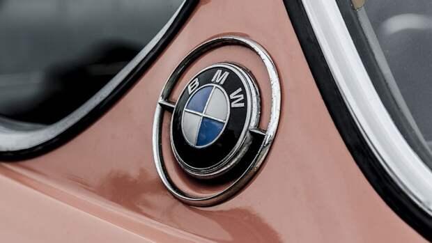 Продажи автомобилей BMW рекордно выросли в Китае