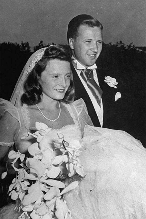 Генри Форд II и Энн Макдоннелл