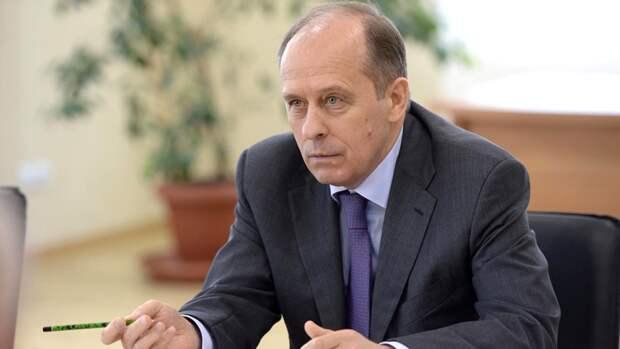 Директор ФСБ рассказал о разрушении структуры ИГ в Сирии
