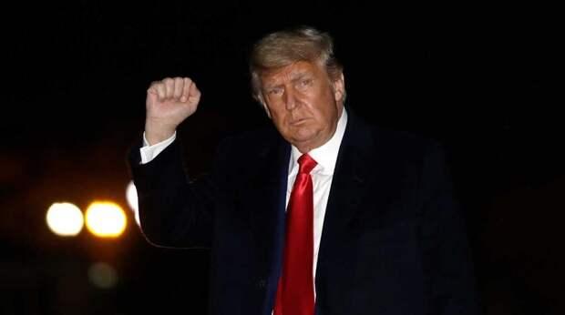 """США """"подталкивают"""" Россию в сторону Китая - Трамп"""