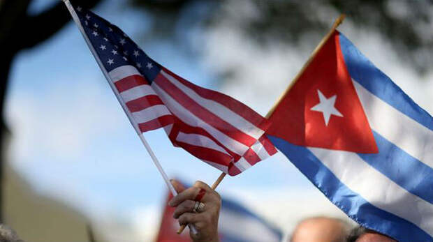 Александр Роджерс: Китайцы разбивают фантазии США о госперевороте на Кубе