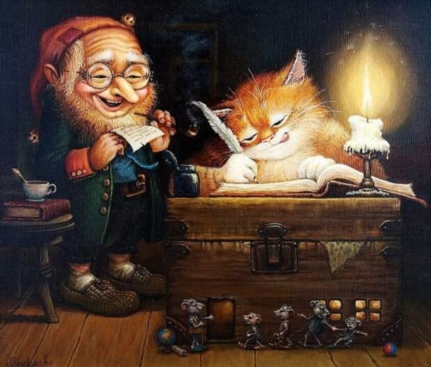 художник Александр Маскаев картины – 22