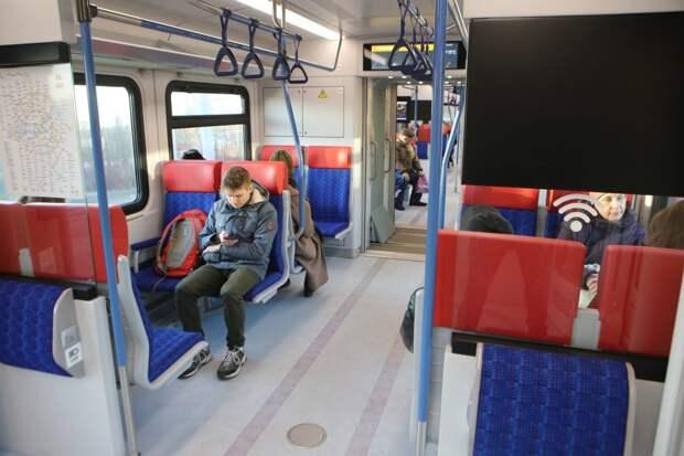Поезда от «Трикотажной» будут ходить по измененному графику с 11 по 13 мая