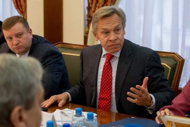 Пушков заявил о «плохих новостях» для Украины