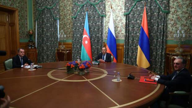 Переговоры в Москве — дайте Карабаху шанс