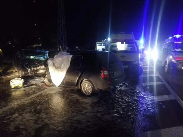 Под Симферополем произошло ДТП: погиб водитель