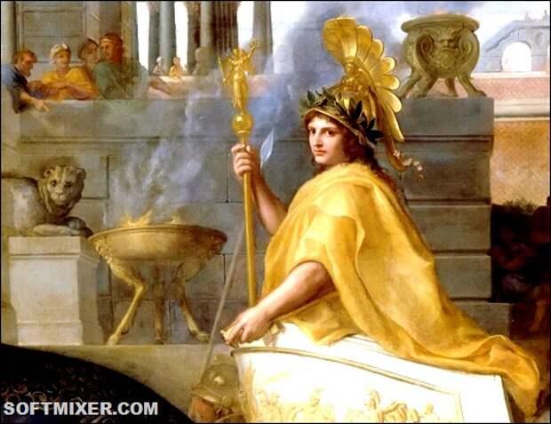 Александр — сын Зевса