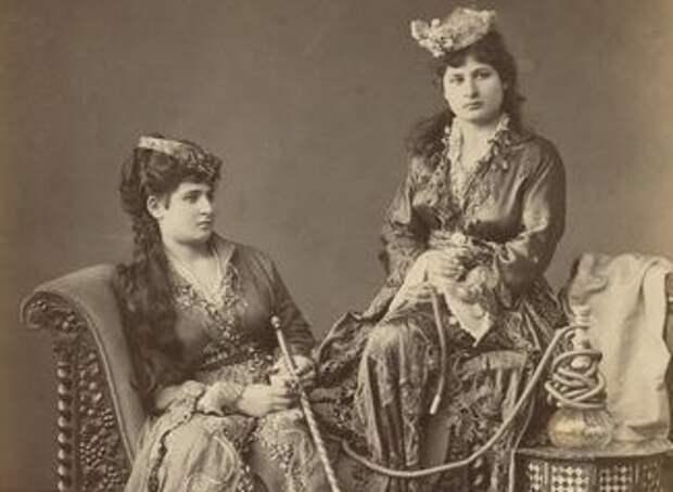 Когда казаки брали в жёны турчанок