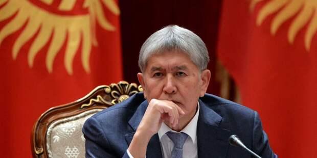 Экс-президент Киргизии решил голодать?