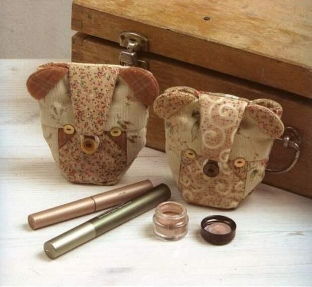 Мишка-сумка