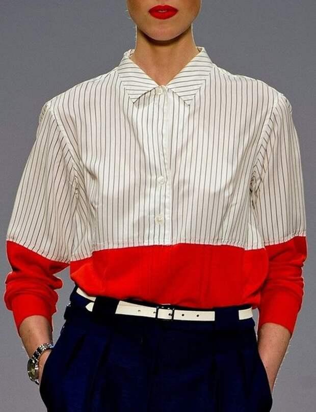 Крутые идеи с рубашками