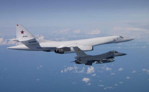 В НАТО бьют тревогу из-за «бомбардировщиков Путина» над Балтикой