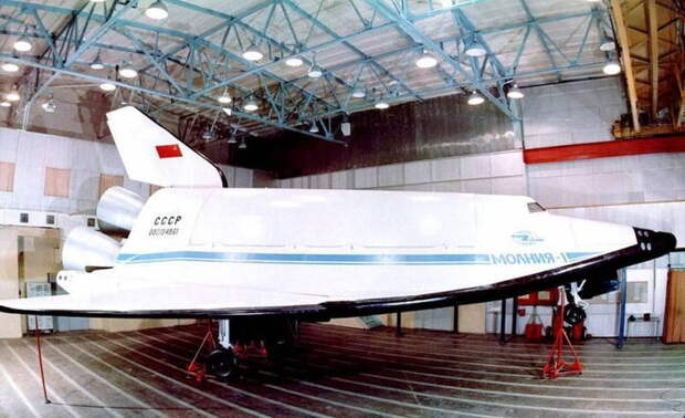 Наследник «Бурана»: в России создают челнок для орбитальных перелетов