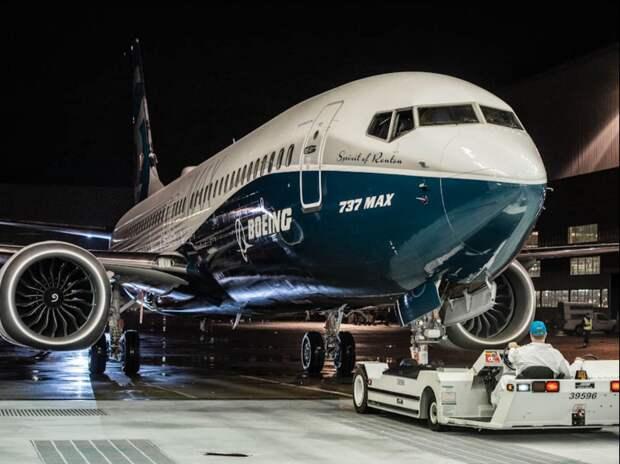 В Boeing 737 MAX обнаружена еще одна неполадка
