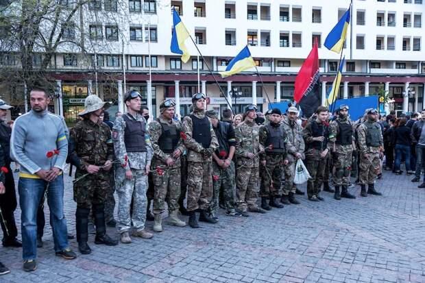 Правосеки анонсировали «Марш УПА 2020»