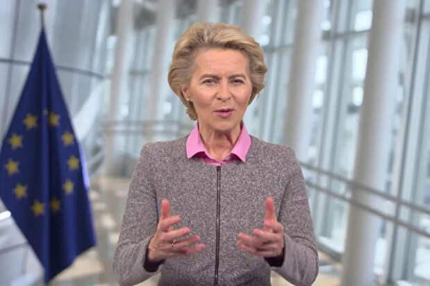 ЕС должен более решительно выступать против нарушения прав человека в Китае, считает глава Еврокомиссии
