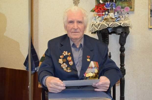 Борис Звегинцев: «Остались лишь я да моя боевая подруга Люська»