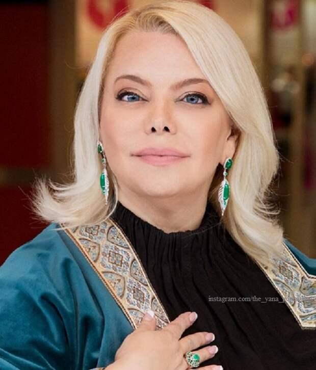 Яна Поплавская призналась, что ее отговаривали от развода