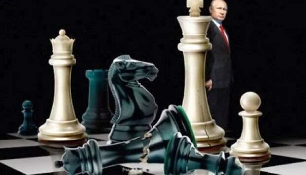 Россия больше не играет в поддавки с США