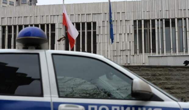 В Красносельском районе обустроили площадку для ГИБДД