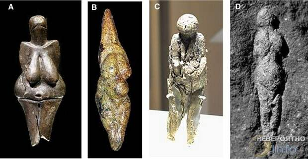 Жирные Венеры палеолита не дают покоя ученым